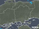 雨雲レーダー(2020年02月20日)
