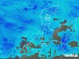 雨雲レーダー(2020年02月25日)