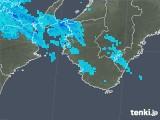 2020年02月28日の和歌山県の雨雲レーダー