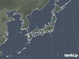 雨雲レーダー(2020年03月03日)