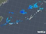 2020年03月04日の沖縄地方の雨雲レーダー