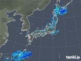 2020年03月05日の雨雲レーダー