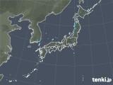 2020年03月06日の雨雲レーダー