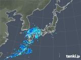 2020年03月07日の雨雲レーダー