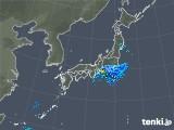 雨雲レーダー(2020年03月08日)