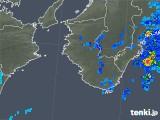 雨雲レーダー(2020年03月10日)