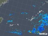 2020年03月13日の沖縄地方の雨雲レーダー