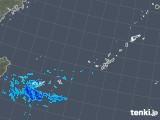 2020年03月14日の沖縄地方の雨雲レーダー