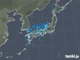 2020年03月15日の雨雲レーダー