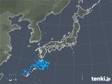 雨雲レーダー(2020年03月18日)