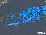 2020年03月19日の沖縄地方の雨雲レーダー