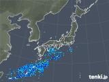 雨雲レーダー(2020年03月19日)