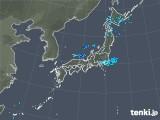 2020年03月23日の雨雲レーダー