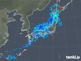 2020年03月27日の雨雲レーダー