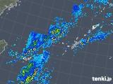 2020年03月28日の沖縄地方の雨雲レーダー