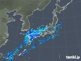 2020年03月28日の雨雲レーダー