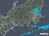 2020年03月31日の関東・甲信地方の雨雲レーダー