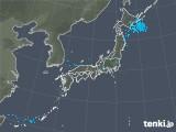 2020年04月02日の雨雲レーダー