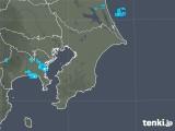 2020年04月02日の千葉県の雨雲レーダー