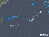 2020年04月03日の沖縄地方の雨雲レーダー