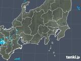2020年04月03日の関東・甲信地方の雨雲レーダー