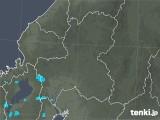 2020年04月03日の岐阜県の雨雲レーダー
