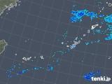 2020年04月04日の沖縄地方の雨雲レーダー
