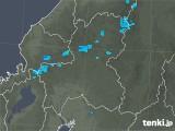 2020年04月04日の岐阜県の雨雲レーダー