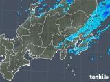 2020年04月05日の関東・甲信地方の雨雲レーダー