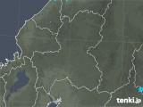 2020年04月05日の岐阜県の雨雲レーダー