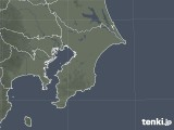 2020年04月07日の千葉県の雨雲レーダー