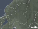 2020年04月07日の岐阜県の雨雲レーダー