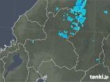 2020年04月08日の岐阜県の雨雲レーダー