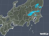 2020年04月09日の関東・甲信地方の雨雲レーダー