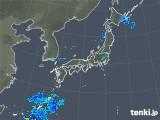 2020年04月09日の雨雲レーダー