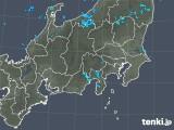 2020年04月10日の関東・甲信地方の雨雲レーダー