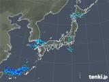 雨雲レーダー(2020年04月11日)