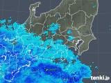 2020年04月12日の関東・甲信地方の雨雲レーダー