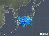 2020年04月12日の雨雲レーダー