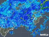2020年04月13日の関東・甲信地方の雨雲レーダー