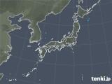 2020年04月14日の雨雲レーダー