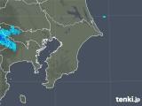 2020年04月16日の千葉県の雨雲レーダー