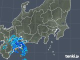 2020年04月17日の関東・甲信地方の雨雲レーダー