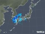 2020年04月17日の雨雲レーダー