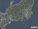 2020年04月19日の関東・甲信地方の雨雲レーダー