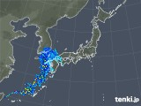 雨雲レーダー(2020年04月19日)