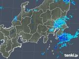 2020年04月20日の関東・甲信地方の雨雲レーダー