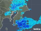 2020年04月20日の千葉県の雨雲レーダー