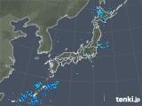 雨雲レーダー(2020年04月21日)