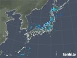 2020年04月23日の雨雲レーダー